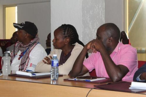 Nairobi Stakeholder Engagement